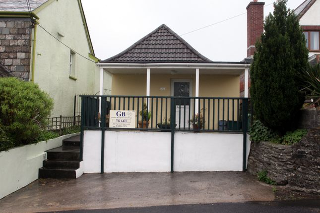 Thumbnail Bungalow to rent in Bere Alston, Bere Alston