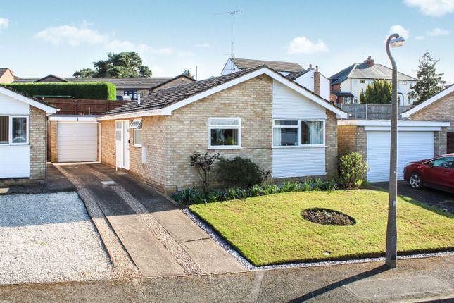 Thumbnail Detached bungalow for sale in Burmans Way, Cogenhoe, Northampton