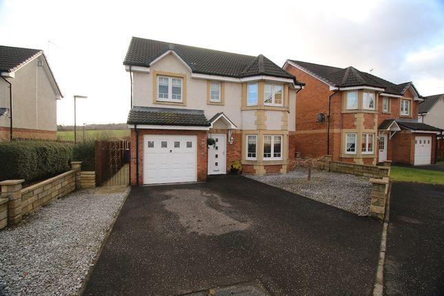 Thumbnail Detached house for sale in Allan Place, Bonnybridge