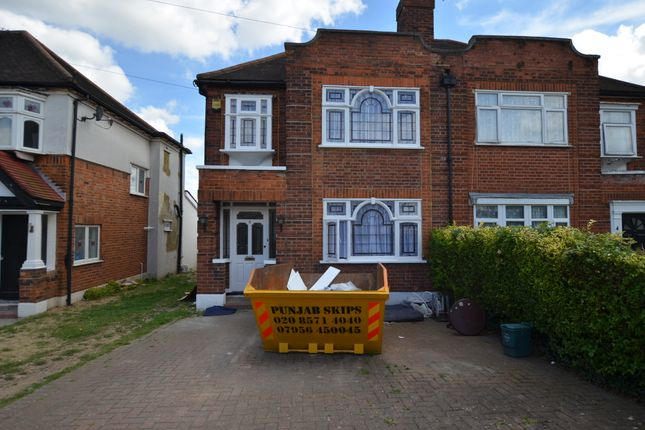 Thumbnail Flat to rent in Audrey Gardens, Wembley