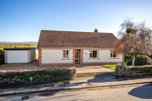 Thumbnail Detached bungalow for sale in Oaklea, Blencogo, Wigton