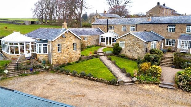Thumbnail Barn conversion for sale in Chesterwood Barns, Chesterwood, Haydon Bridge