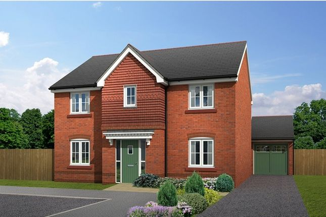 """Thumbnail Detached house for sale in """"Bunbury"""" at Main Road, New Brighton, Mold"""