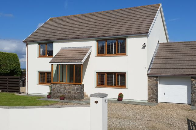 Thumbnail Detached house for sale in Ashdale Lane, Llangwm, Haverfordwest