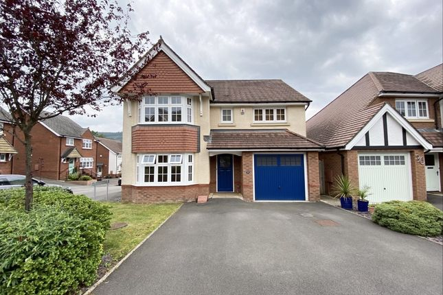 Thumbnail Detached house for sale in Heol Y Deri, Aberdare, Mid Glamorgan
