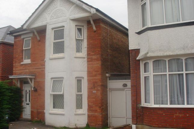 Thumbnail Property to rent in Evelyn Road, Winton, Bournemouth