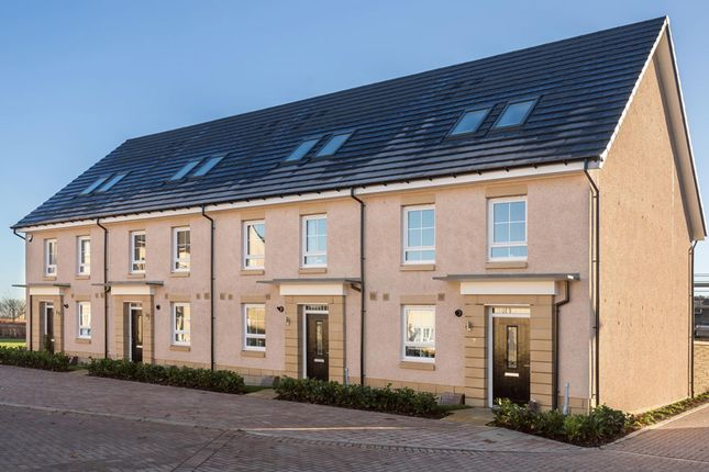"Thumbnail Semi-detached house for sale in ""Helmsdale"" at Barochan Road, Houston, Johnstone"