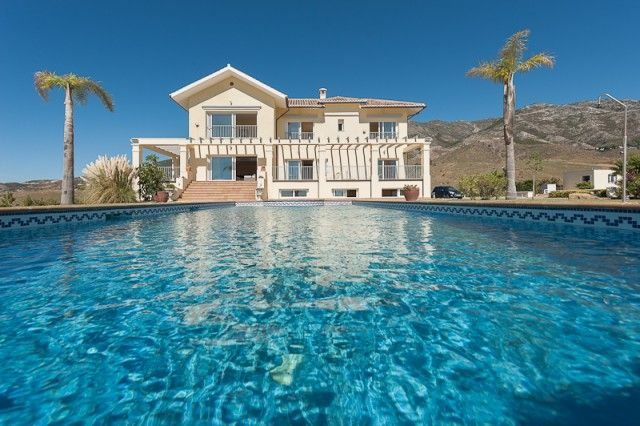 Villa And Pool of Spain, Málaga, Mijas, Valtocado