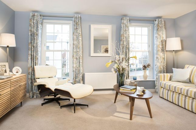 "Thumbnail End terrace house for sale in ""Lundin"" at Liberton Gardens, Liberton, Edinburgh"