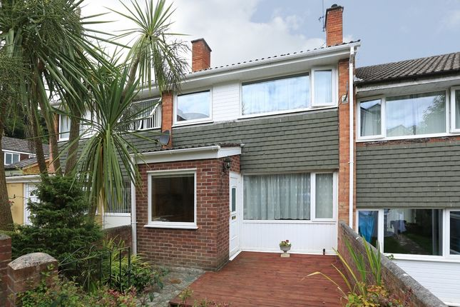 Thumbnail Terraced house for sale in Beare Close, Plymouth