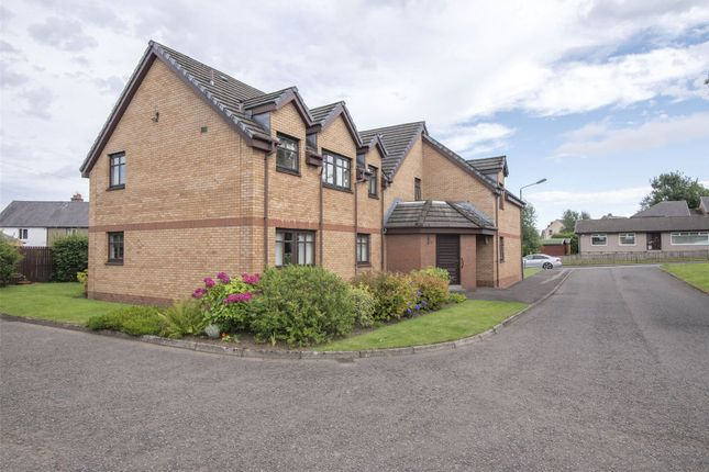 Thumbnail Flat for sale in Ashbrae Gardens, Stirling