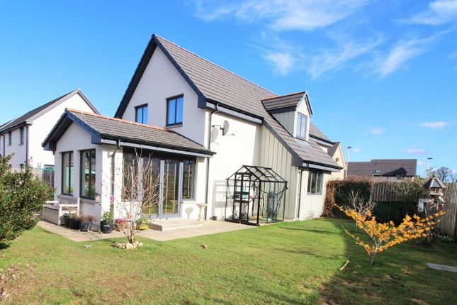 Thumbnail Detached house for sale in Whiterow Drive, Forres