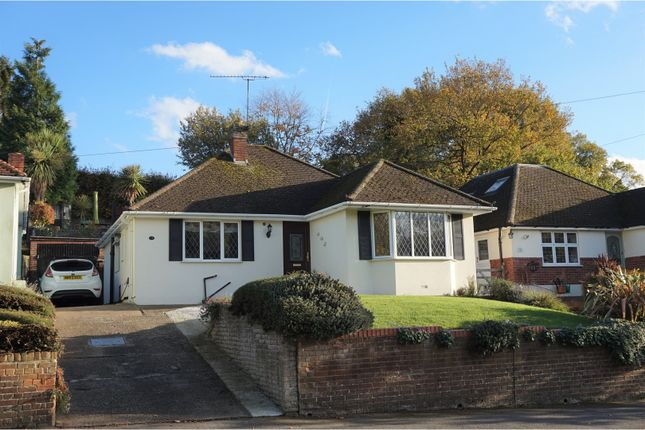 Thumbnail Detached bungalow for sale in Rowtown, Addlestone