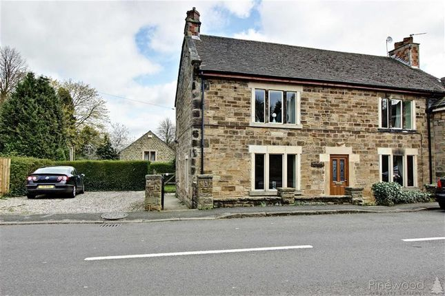Thumbnail Cottage to rent in Main Road, Alfreton, Derbyshire