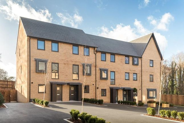 "Thumbnail Semi-detached house for sale in ""Peechtree"" at Divot Way, Basingstoke"