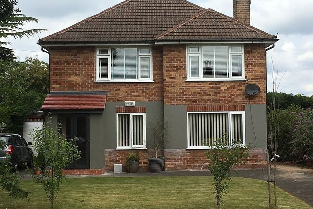 Thumbnail Flat for sale in Elizabeth Crescent, Queens Park, Chester, Cheshire