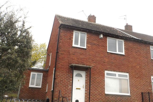 Thumbnail Semi-detached house to rent in Penshaw Green, Cowgate, Newcastle Upon Tyne