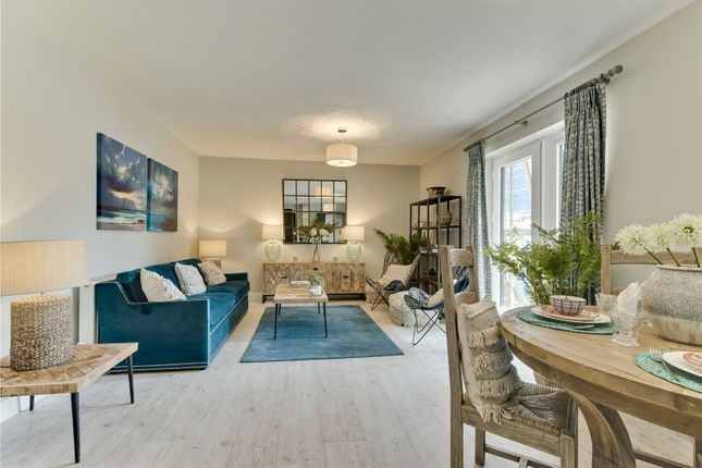 Thumbnail Flat for sale in The Foundry, 35A Woodthorpe Road, Ashford, Surrey