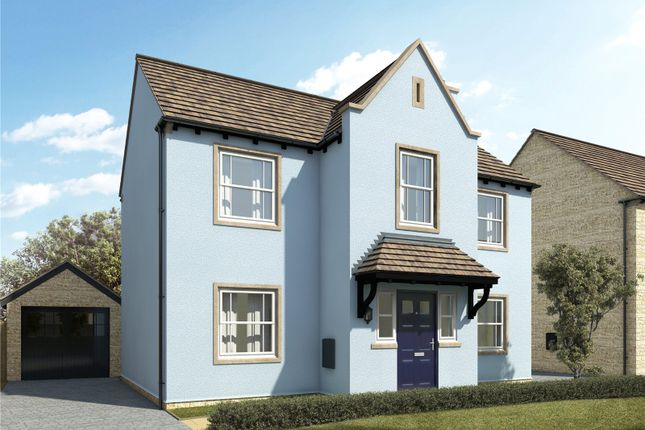 Thumbnail Detached house for sale in Cecil Square, Kettering Road, Stamford, Lincolnshire