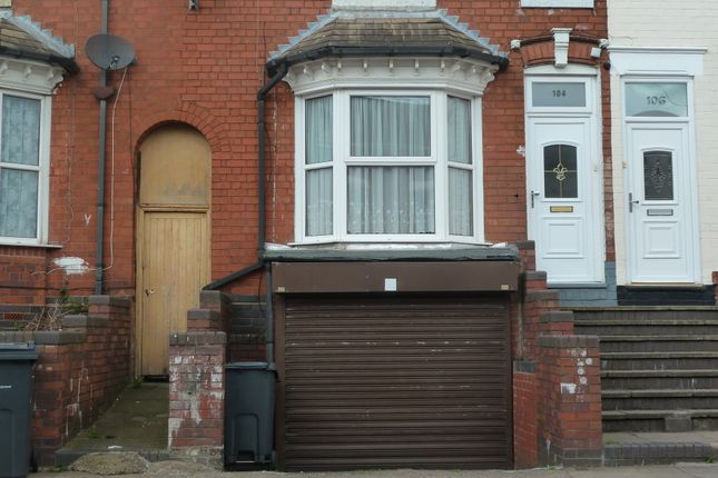 Thumbnail Terraced house for sale in Kenelm Road, Small Heath