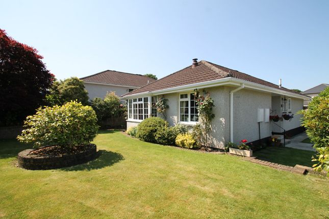 Thumbnail Detached bungalow for sale in Brakefield, South Brent
