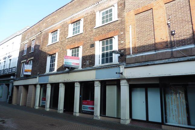 Thumbnail Retail premises to let in High Street, King's Lynn