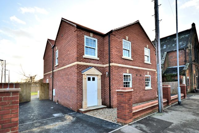 Thumbnail Semi-detached house for sale in Orchard Close, Norwich Road, Fakenham