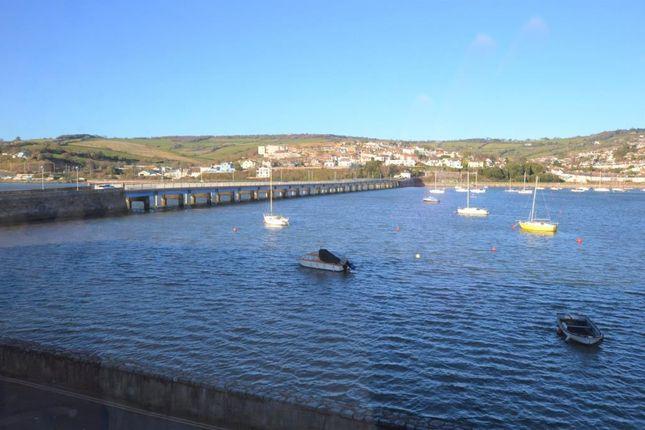 Thumbnail Flat for sale in Dolphin Court, Riverside, Shaldon, Devon