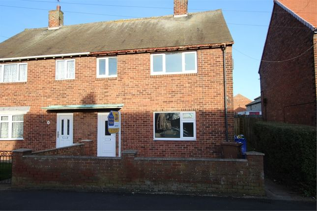 Thumbnail Semi-detached house to rent in Kirkfield Road, Withernsea, East Riding Of Yorkshire