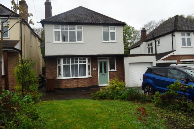 Thumbnail Detached house to rent in Worrin Close, Shenfield