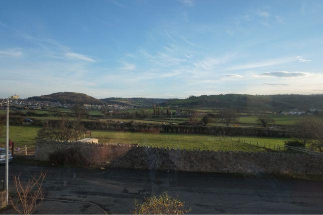 Front View of Llanrhos Road, Llandudno LL30