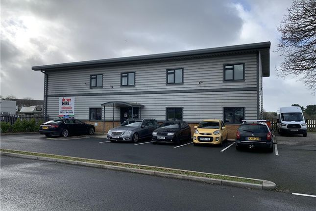 Thumbnail Office to let in The West Suite, First Floor, Gibson House, Burraton Road, Saltash, Cornwall