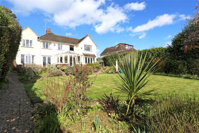 Thumbnail Detached house for sale in Echo Barn Lane, Wrecclesham, Farnham, Surrey