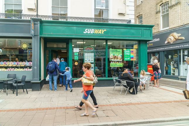 Thumbnail Retail premises for sale in Wellington Street, Teignmouth