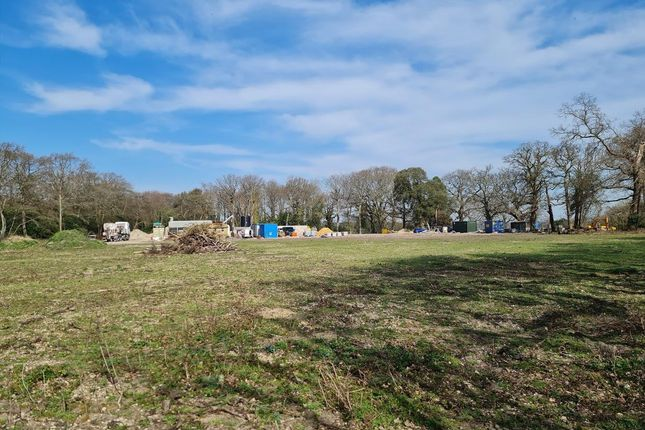 Thumbnail Land for sale in Netley Firs, Kanes Hill, Hedge End, Southampton, Hampshire