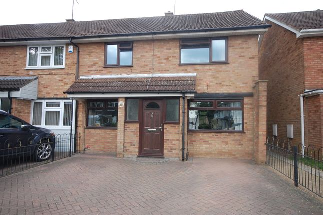 Thumbnail End terrace house for sale in Cattawade Link, Basildon, Essex