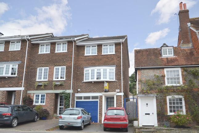 Thumbnail End terrace house for sale in Union Road, Cowes