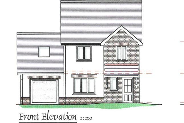 Thumbnail Detached house for sale in Adj. Maes Carrog, Llanrhystud, Aberystwyth, Ceredigion