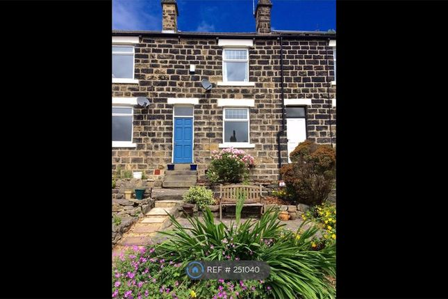 Thumbnail Terraced house to rent in Bradley Terrace, Leeds
