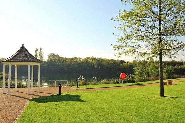 1 bed flat for sale in Holborough Lakes, Manley Boulevard, Snodland, Kent ME6