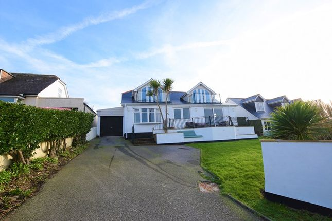 Thumbnail Detached house for sale in Wainsway, Perranporth