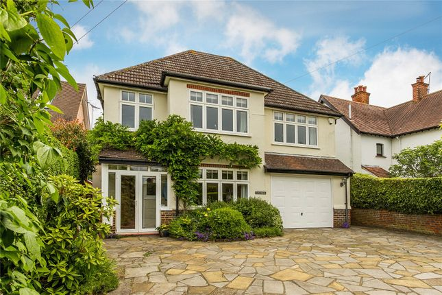 Thumbnail Detached house for sale in Horsell, Surrey