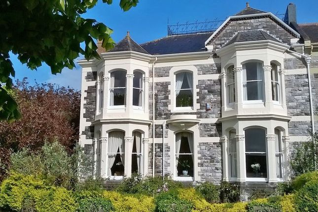 Thumbnail Town house for sale in St. Lawrence Road, Plymouth