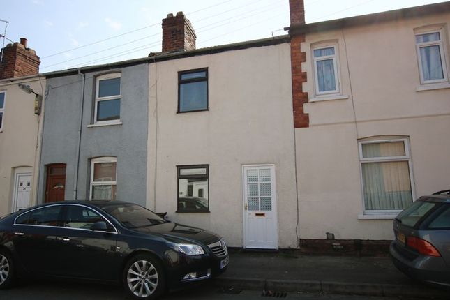2 bed terraced house to rent in Manby Street, Lincoln LN5