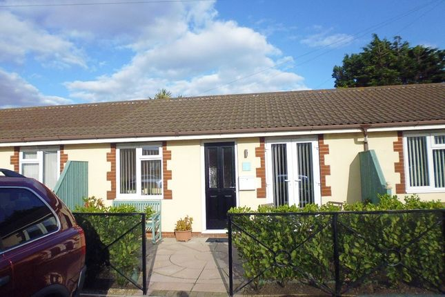 Thumbnail Bungalow to rent in Beach Road, Sandbay, Weston-Super-Mare