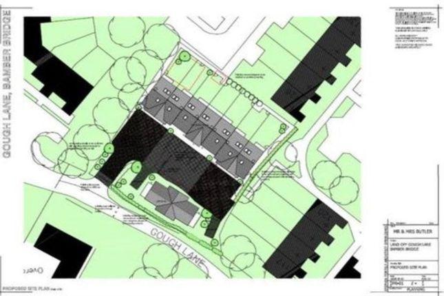 Thumbnail Land for sale in Rogerbank Gough Lane, Bamber Bridge, Preston