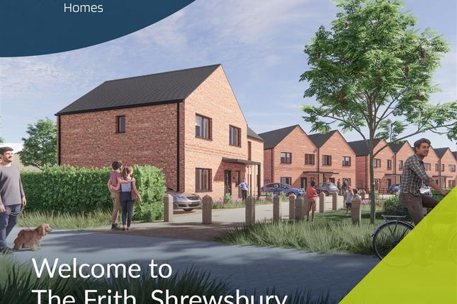 2 bed semi-detached house for sale in Frith Close, Shrewsbury SY2