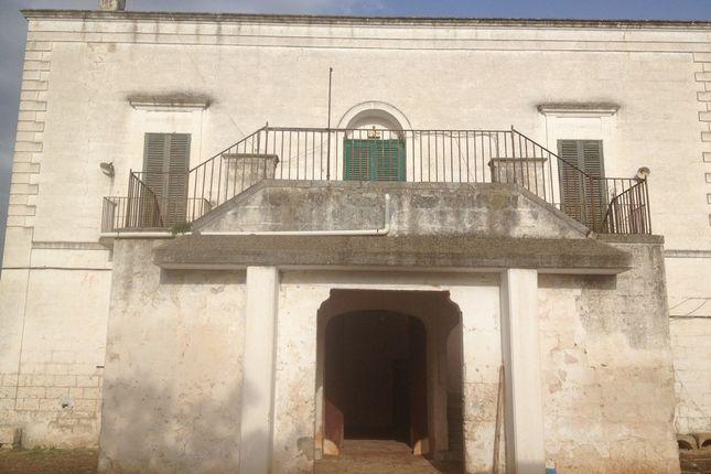 Thumbnail Farmhouse for sale in Marina di Ostuni, Brindisi, Puglia, Italy