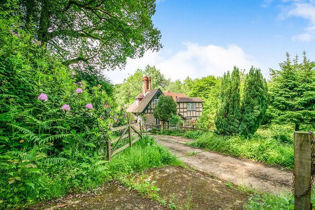 Thumbnail Detached house for sale in Castle Hill, Crowborough