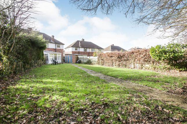 Rear View of Harewood Gardens, South Croydon CR2